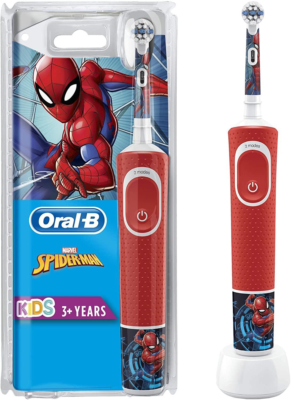 Oral-B Cepillo eléctrico recargable para niños