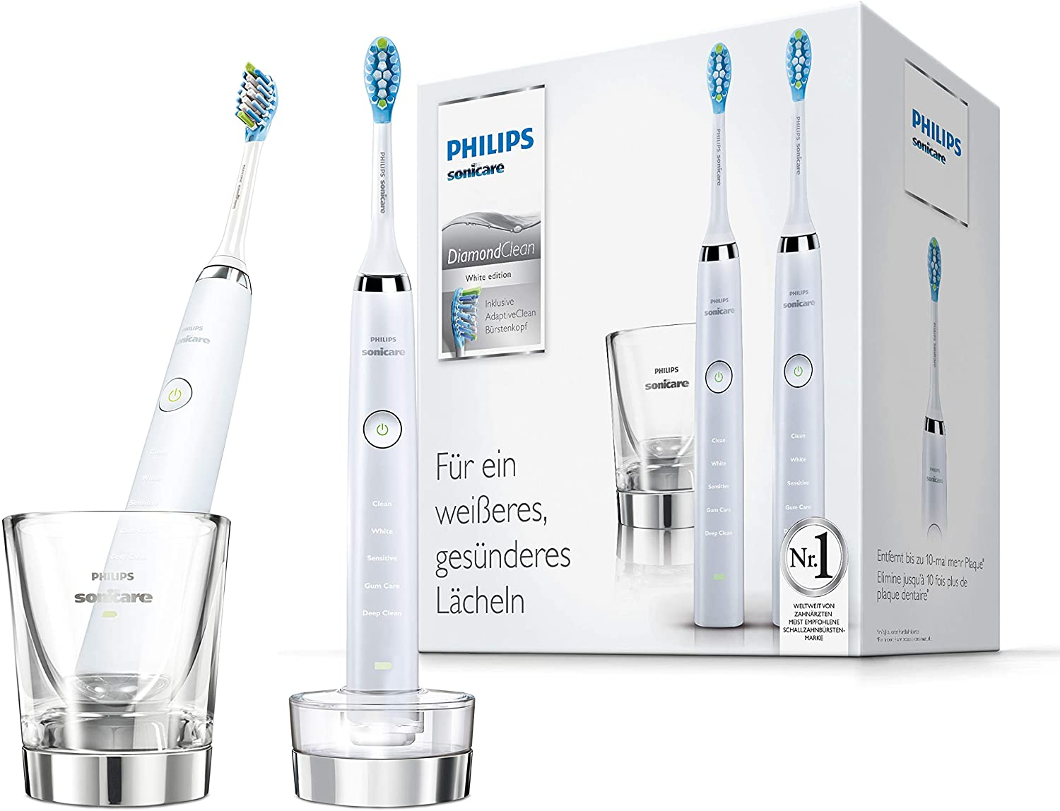 Philips Sonicare DiamondClean HX9327