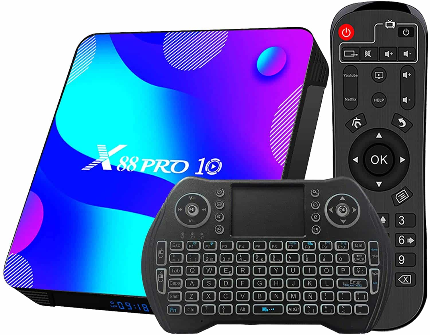 TV Box Android 10.0